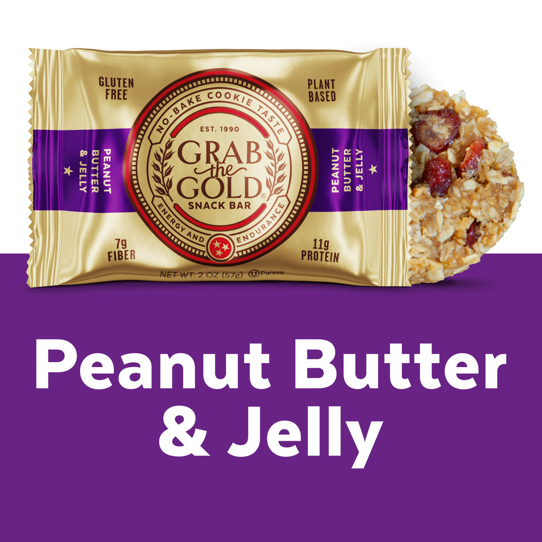 1 Sample Bar - Peanut Butter & Jelly