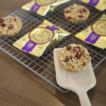 Grab The Gold Peanut Butter & Jelly No Bake Cookie