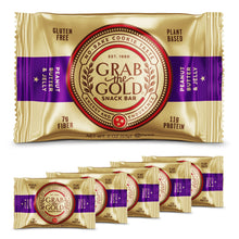 Grab The Gold Peanut Butter & Jelly Snack Bar