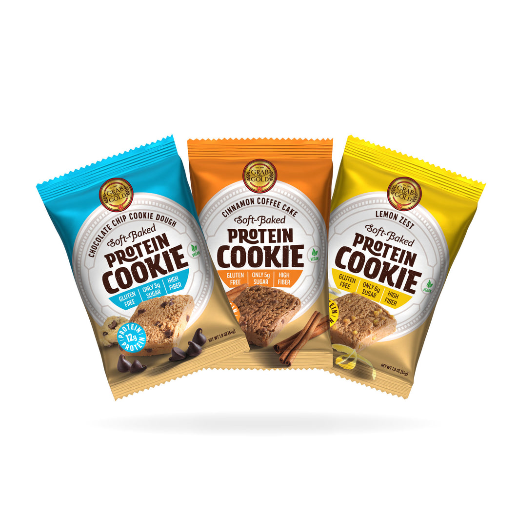 3 Cookie Variety Pack