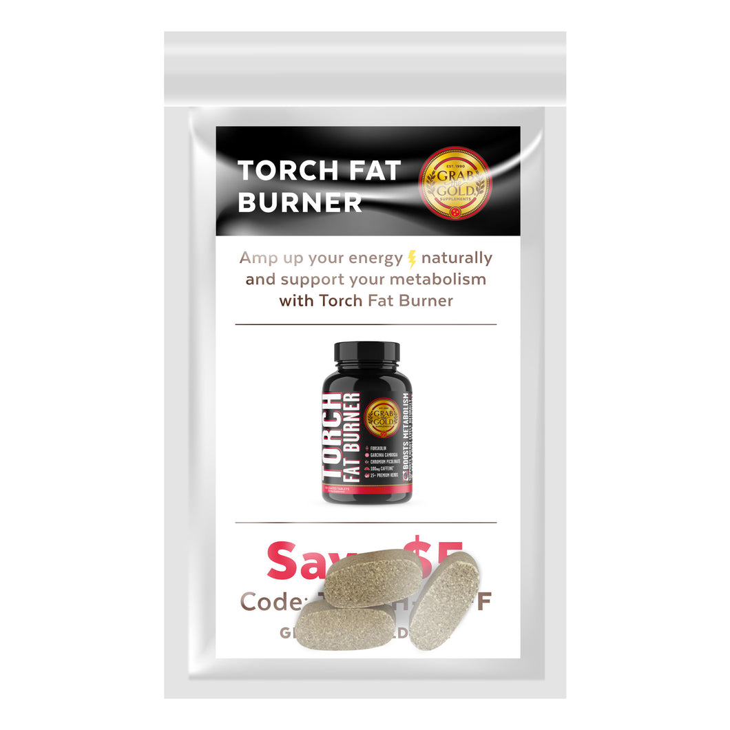 Torch Fat Burner - Trial Pack - 3 Day Supply