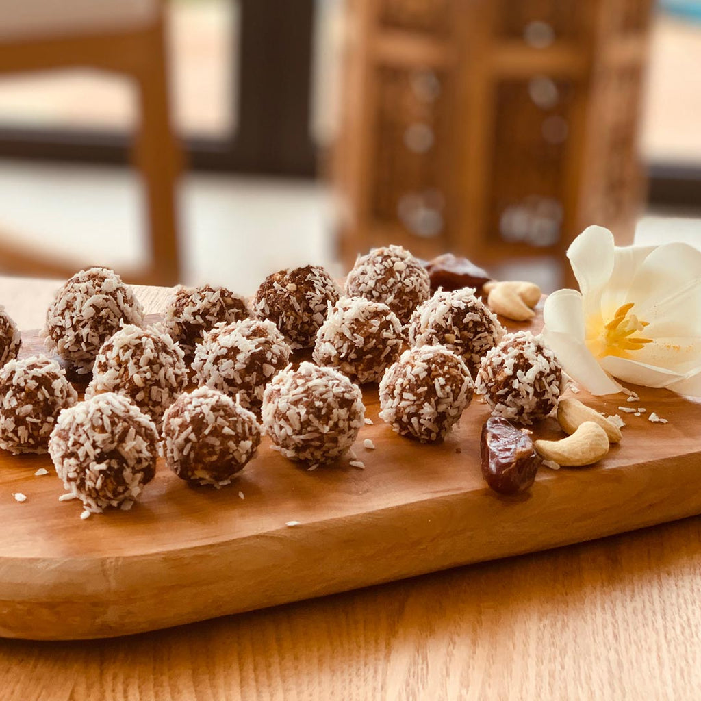 Nice but not so Naughty - Tasty Energy Balls