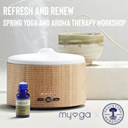 Yoga and Aroma Workshop