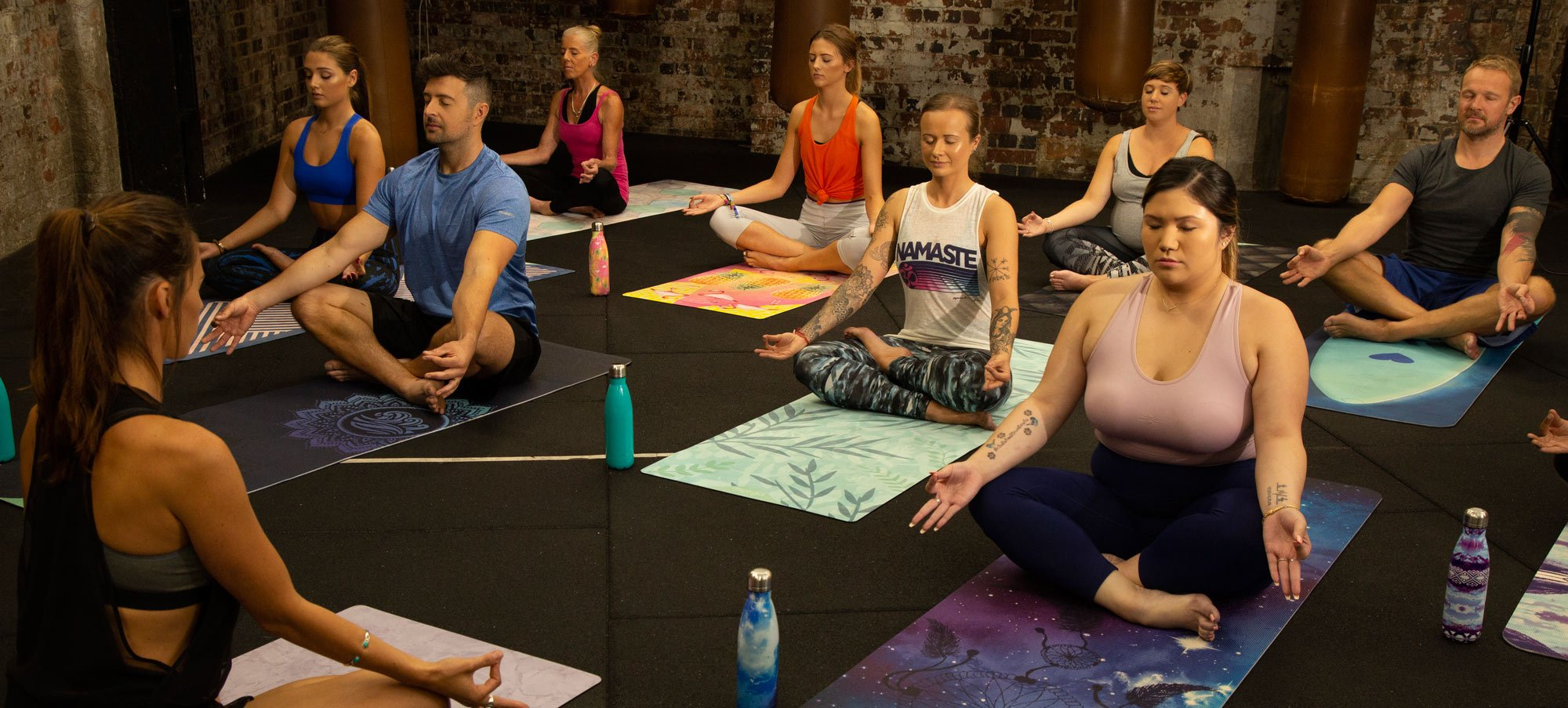 Yoga Classes Birmingham