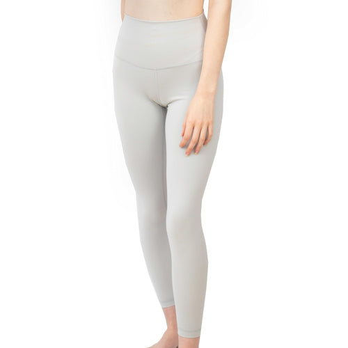 Grey Myga High Waist Full Length Yoga Leggings