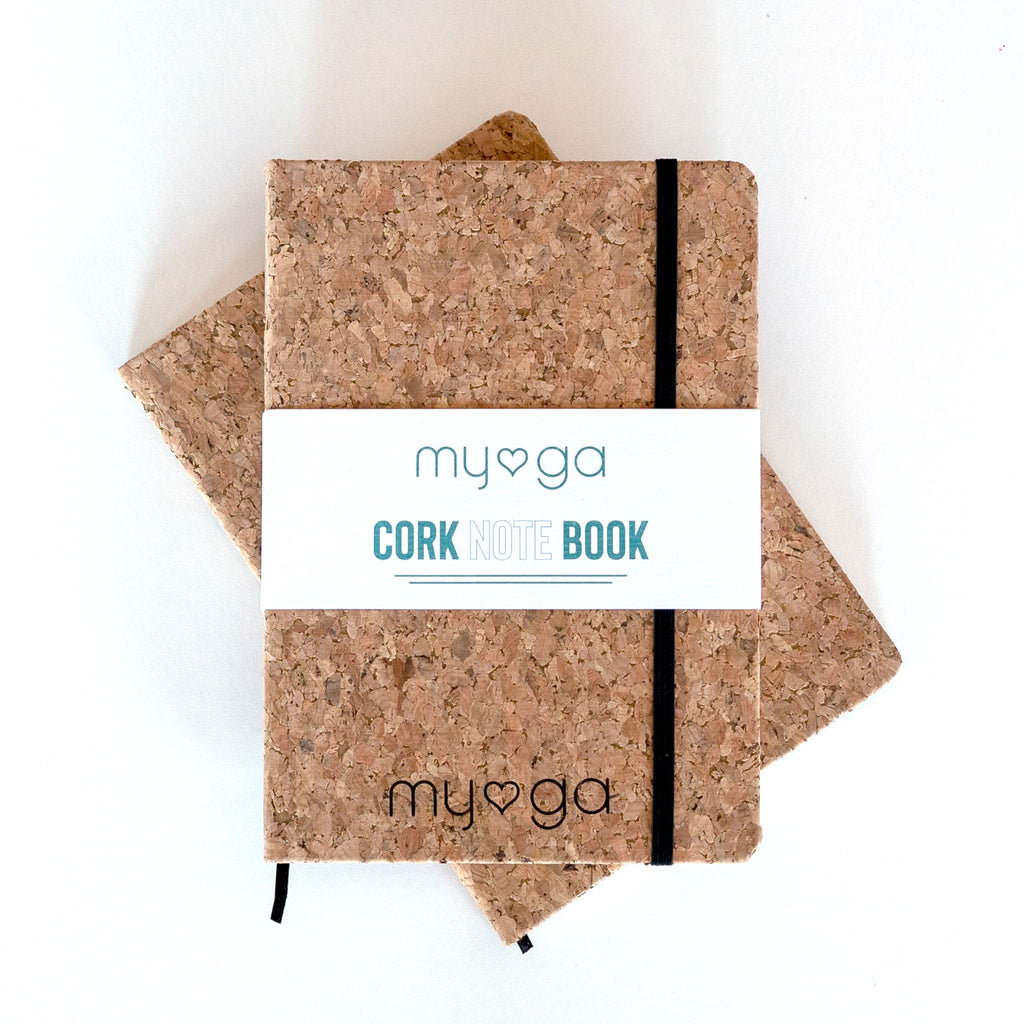 Cork Notebook