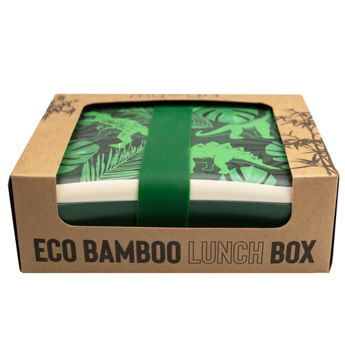 Bamboo Lunch box - Jurassic