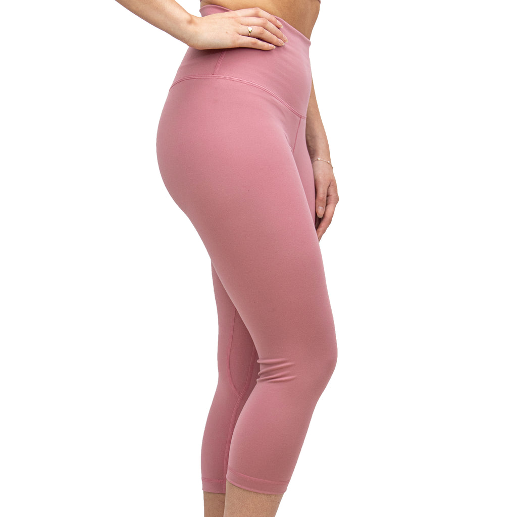 Indian Red Myga Hight Waist 7/8 Yoga Leggings