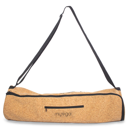 Cork Yoga Carry Bag