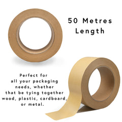 Eco Paper Packaging Tape