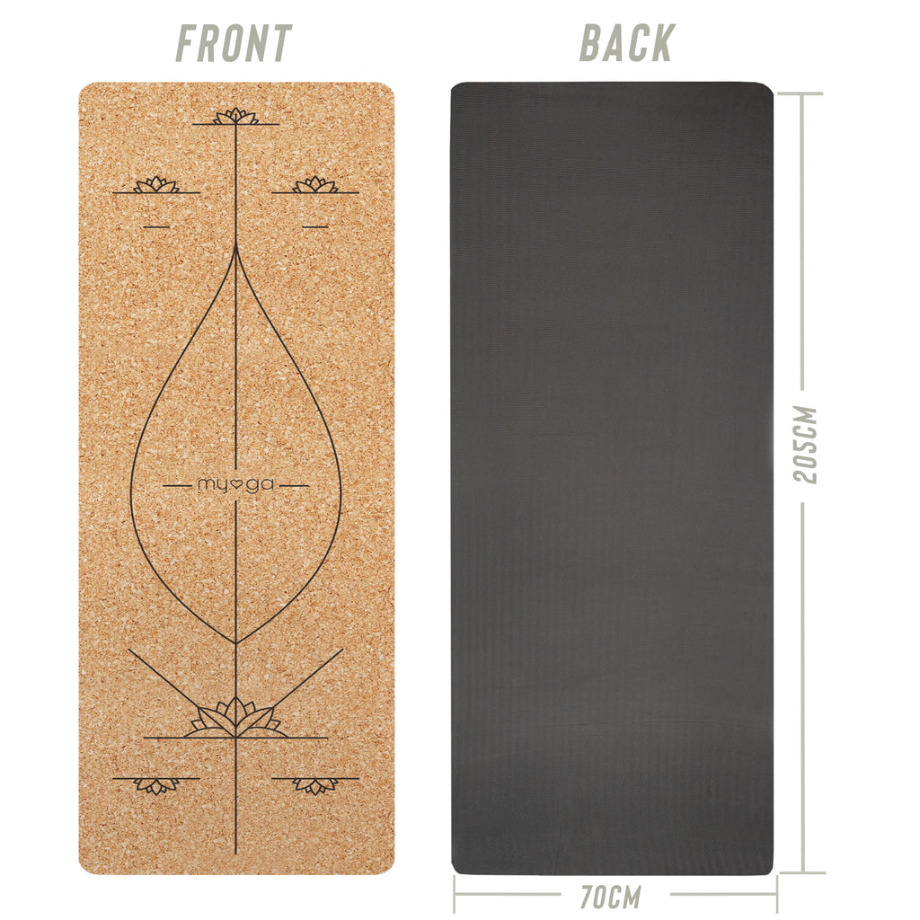Extra Large Alignment Cork Mat