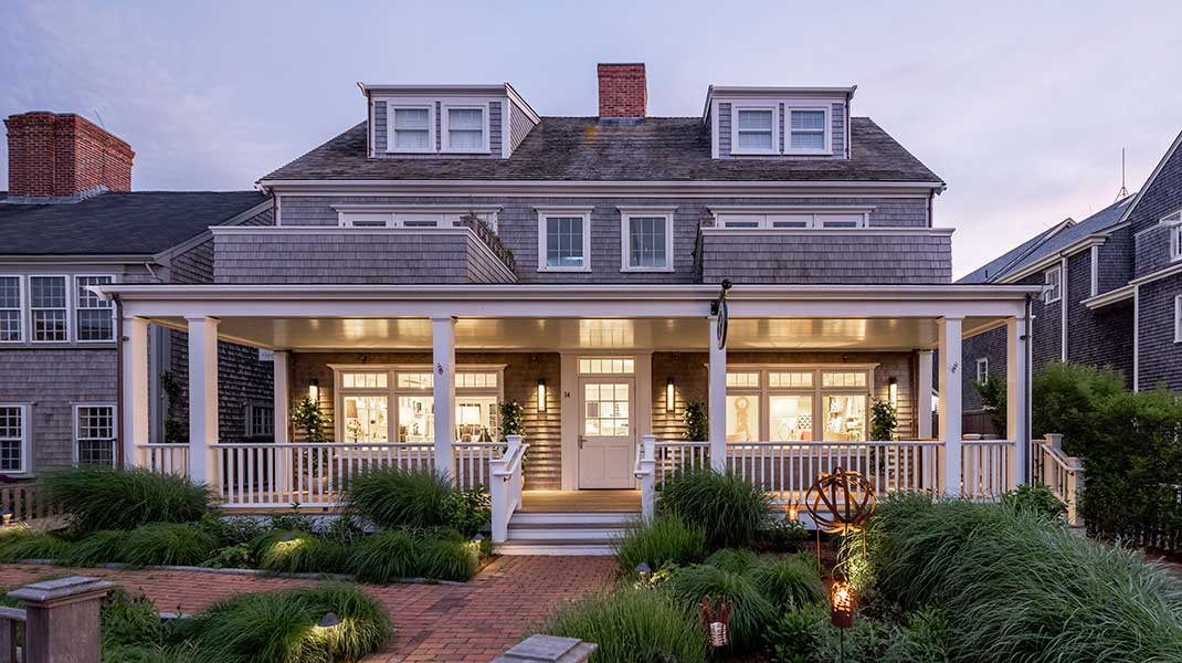 Eleish Van Breems Home Nantucket