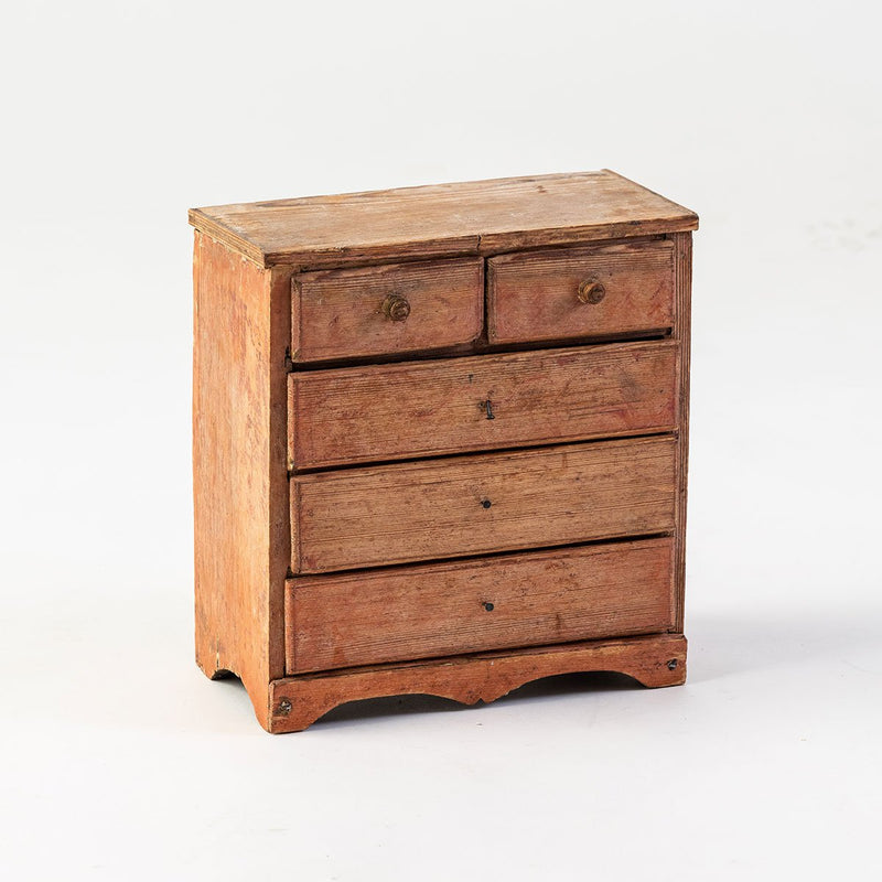 19th c. Sample Chest