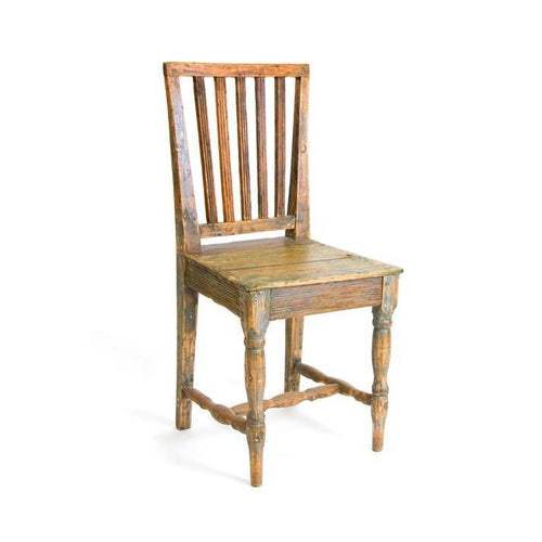 19th C. Swedish Farm Chair