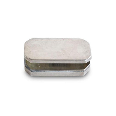 19th c. Swedish silver snuff box Eleish Van Breems Home