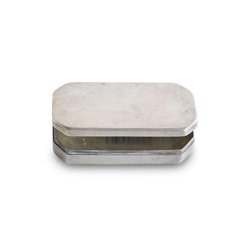 19th c. Swedish silver snuff box
