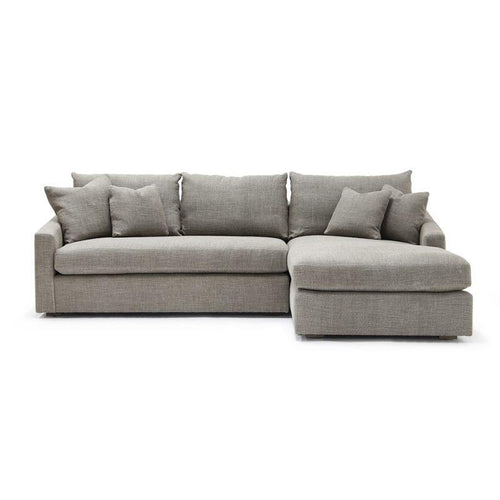 2 Piece Duke Sectional  LAF Loveseat and RAF Chaise