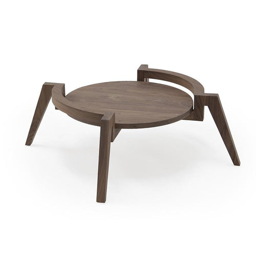"""Ghent Round Cocktail Table 24"""""""