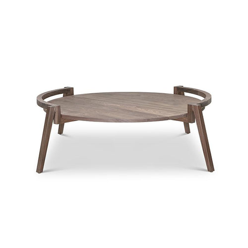 """Ghent Round Coffee Table 48"""""""