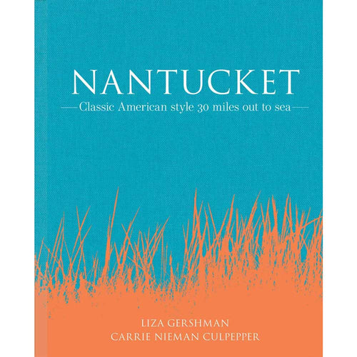 Nantucket Classic American Style 30 Miles Out to Sea