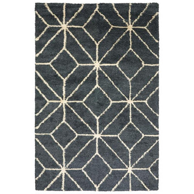 "Ayer Berber Wool Carpet 5'9'' x 9'5"" Eleish Van Breems Home"