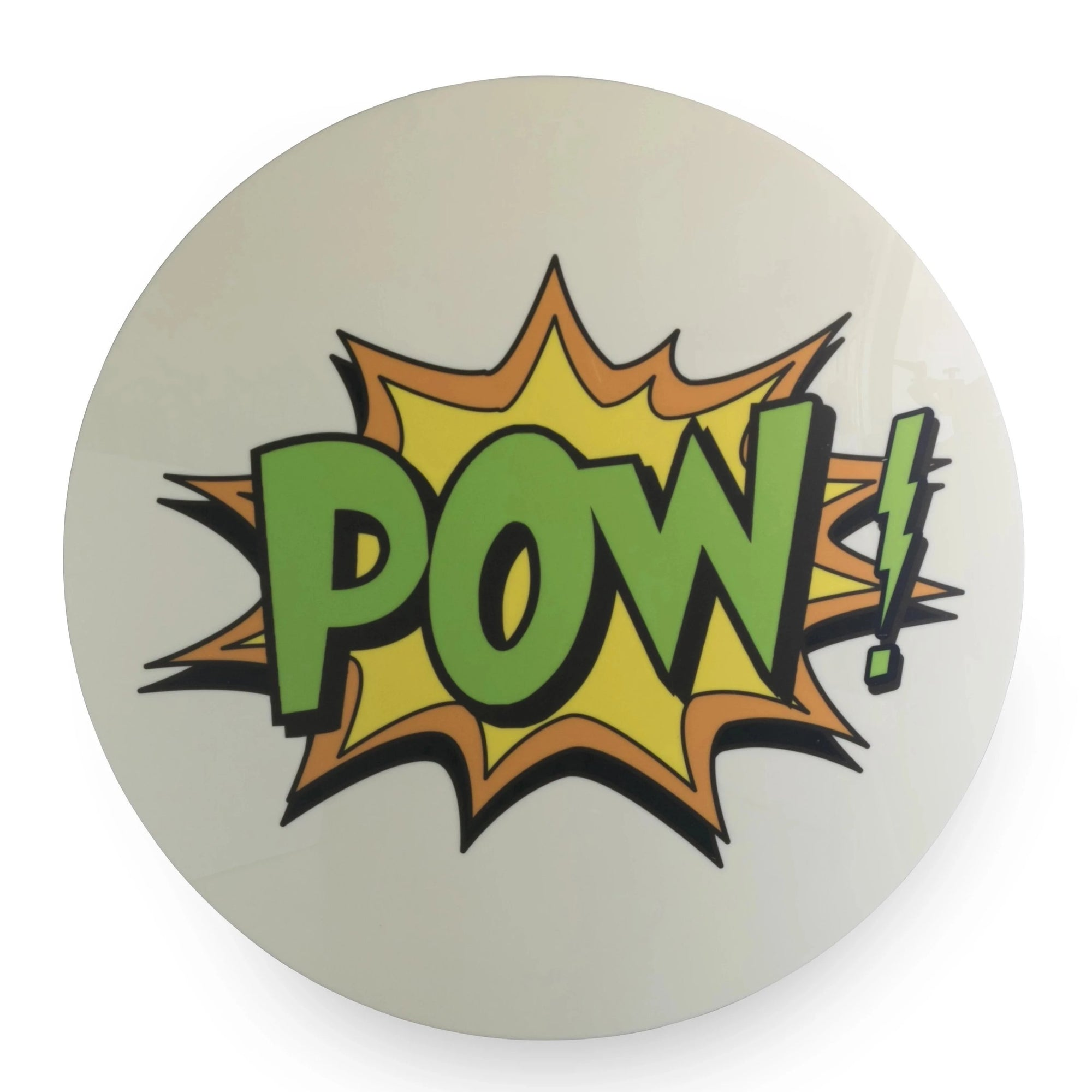 "Batman Style ""POW"" SIGN"