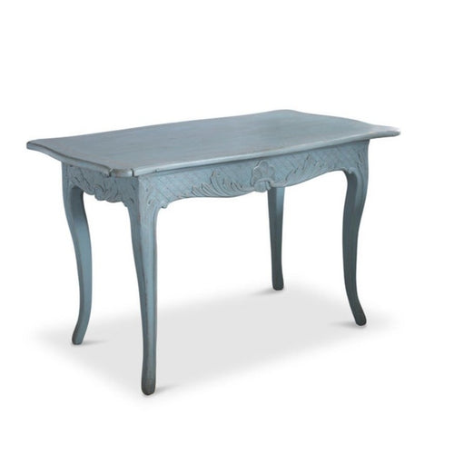 Blue Rococo Style Table