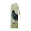 Bookmark with tassel-Blue Bird-Eleish Van Breems Home