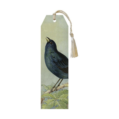 Bookmark with tassel Blue Bird Eleish Van Breems Home
