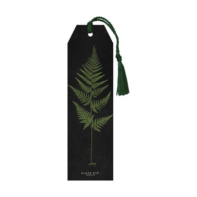 Bookmark with tassel-Leaf-Eleish Van Breems Home