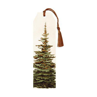 Bookmark with tassel Pine Tree Eleish Van Breems Home