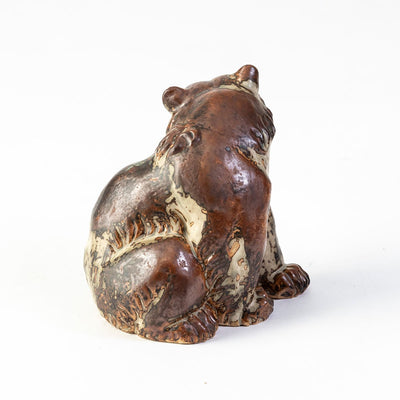 Ceramic Sitting Bear Eleish Van Breems Home