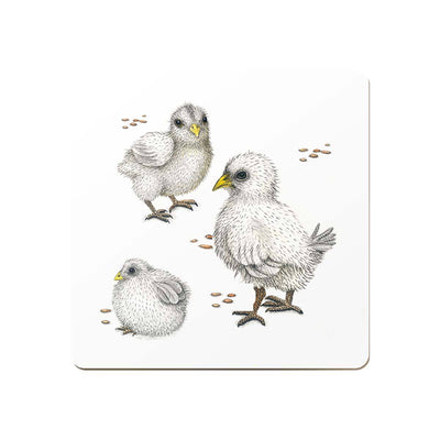 Charlotte Nicolin Coaster Chicks Eleish Van Breems Home