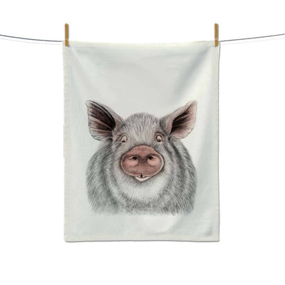 Charlotte Nicolin Kitchen Towel-Oscar-Eleish Van Breems Home