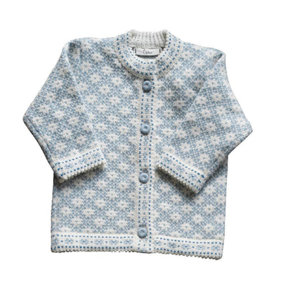 Children's Knitted Cardigan Medium Eleish Van Breems Home