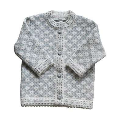 Children's Knitted Cardigan Small Eleish Van Breems Home
