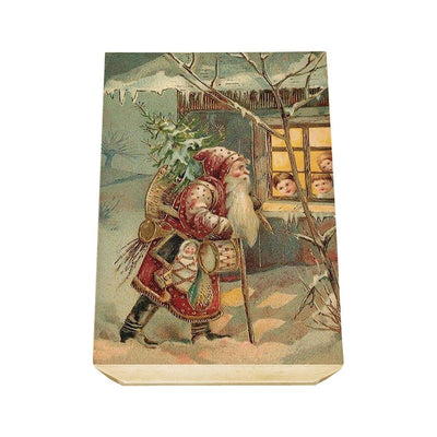 Christmas Gift Soap Apple Soap in Santa Pack Eleish Van Breems Home