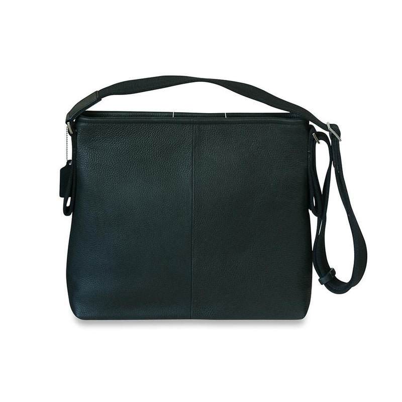 City Leather Messenger Bag