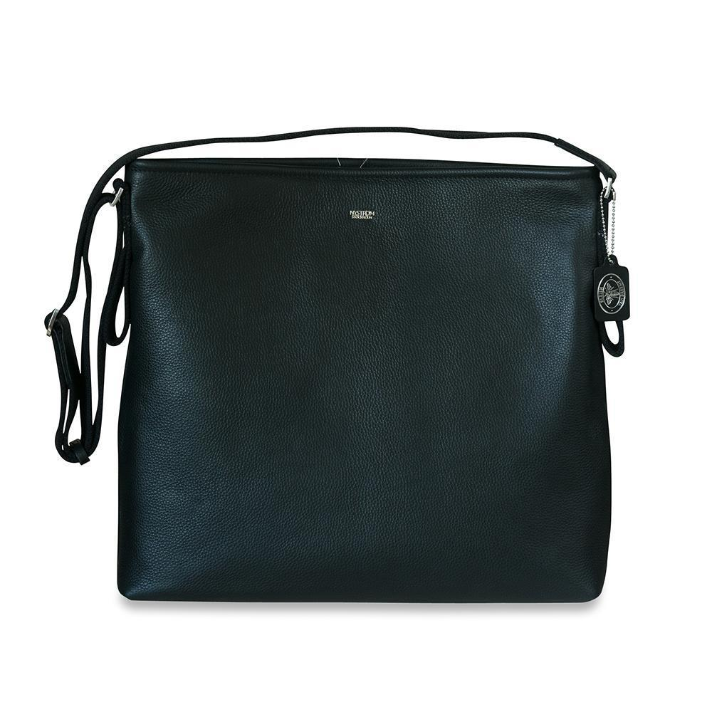 City Leather Messenger Bag Large Eleish Van Breems Home