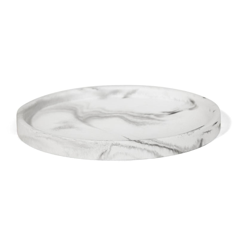Concrete Marbled Tray