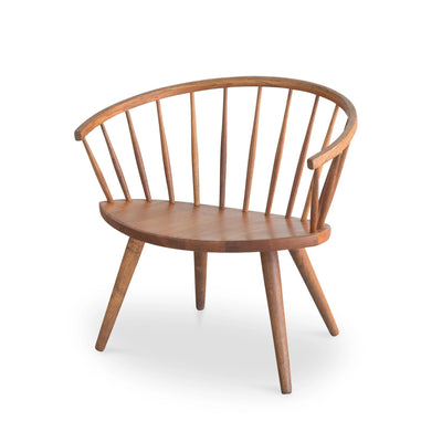 Contemporary Windsor Chair, 1960 Eleish Van Breems Home