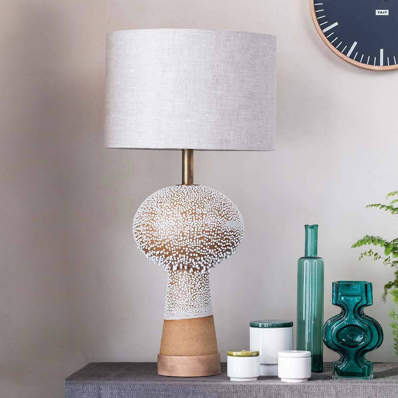 Crawl Ceramic Table Lamp