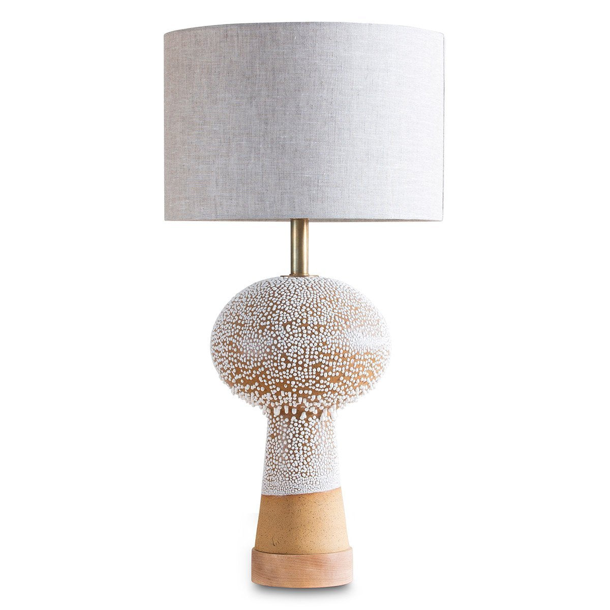 Crawl Ceramic Table Lamp Eleish Van Breems Home