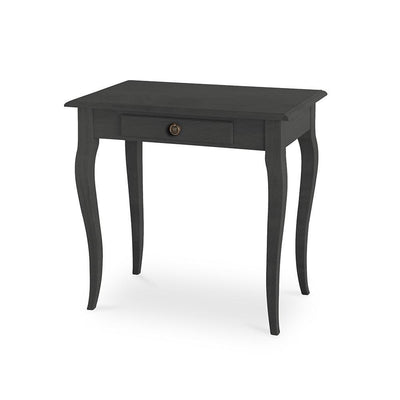 Dahlbergh Writing Desk Rococo Black Eleish Van Breems Home