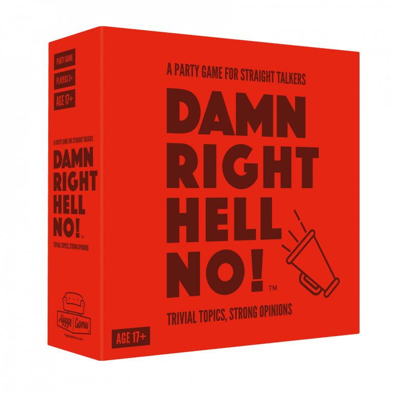 Damn right, hell no!-Eleish Van Breems Home