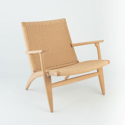 Danish Cord Lounge Chair Eleish Van Breems Home