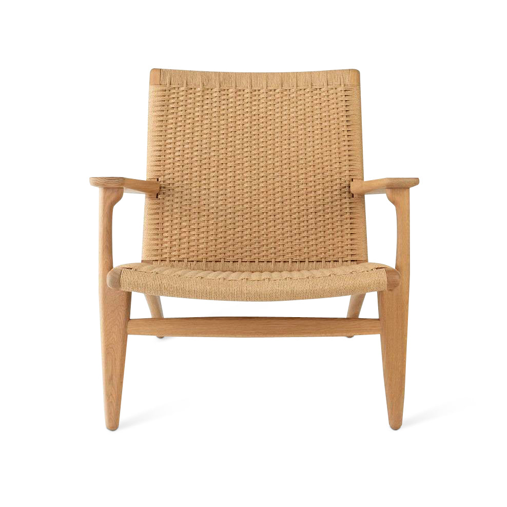 Danish Cord Lounge Chair