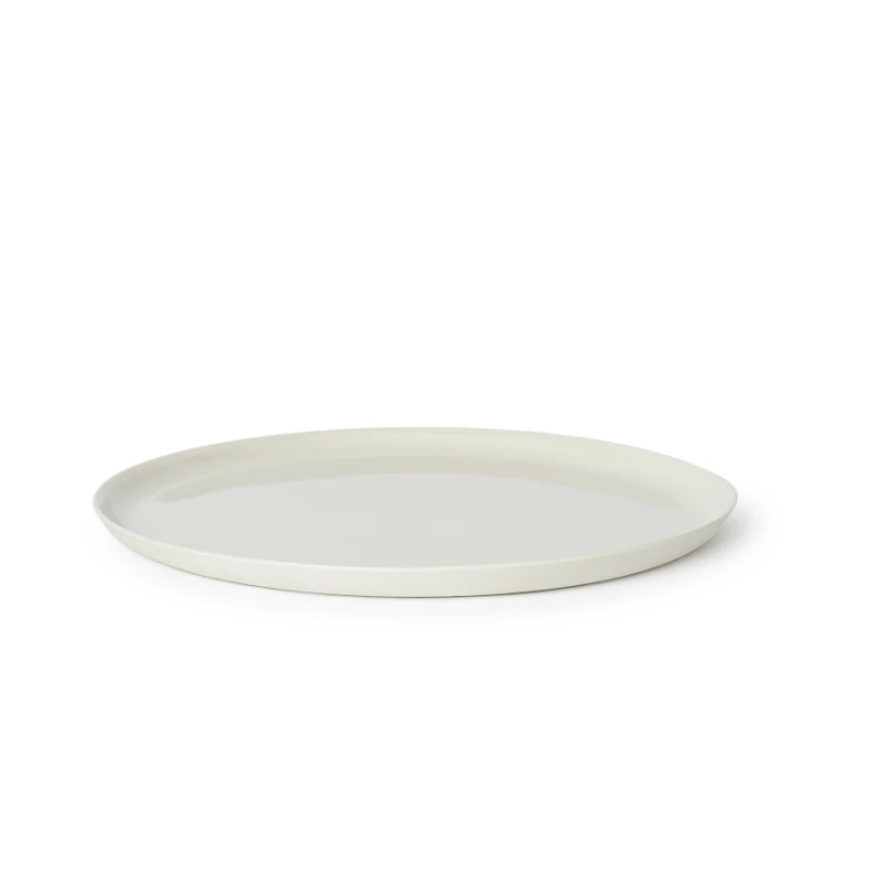 Dinner Plate Milk Eleish Van Breems Home