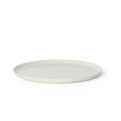 Dinner Plate-Milk-Eleish Van Breems Home
