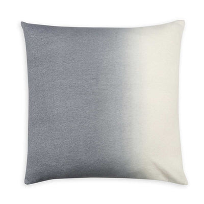 Dip-Dyed Pillow Square-Light Grey-Eleish Van Breems Home